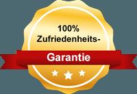100%-Kundenzufriedenheit